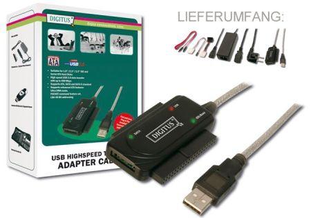 Sata/IDE adpter cable set