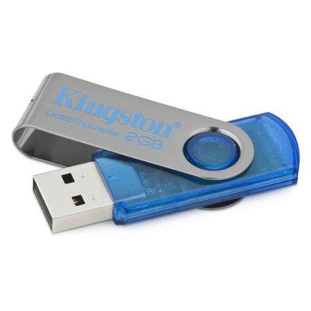 8GB DataTraveler 101 Cyan