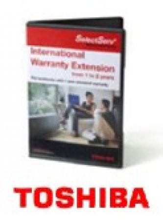 Int. Warranty Extension from 2 to 3 years
